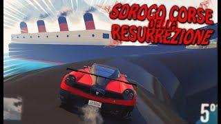 """Le SDROGO CORSE della RESURREZIONE - """"JOHNNY CREEK sul TITANIC!"""" [GTA V]"""