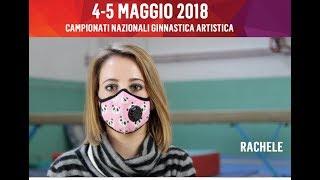 Rachele, Fondazione Ricerca Fibrosi Cistica - Campionati Serie A e B GAM/GAF 2018
