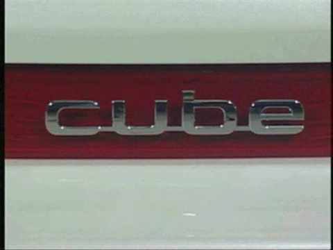 Nissan CUBE, промо