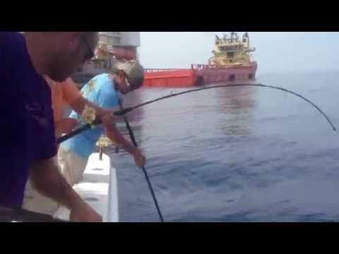 HB Offshore Tuna and Mahi Mahi Fishing Venice Louisiana!