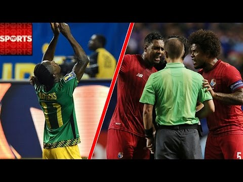PANAMA ROBBED In Semifinal vs. Mexico | USMNT Upset By Jamaica