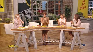 Tyra Banks and FABLife Stylists Reveal No Makeup Looks