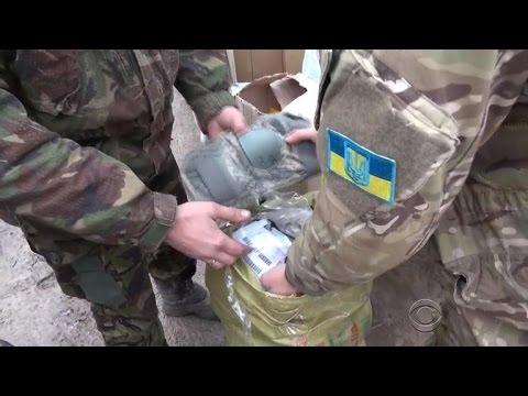 U.S. pledges humanitarian aid -- but no weapons -- to Ukraine
