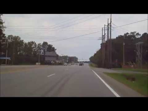 Driving from Malvern, AR to Hot Springs, AR on US 270. Filmed on August 21st 2011.