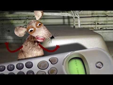 Fonejacker Mouse Trap Fonejacker Mouse Human