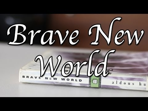 Brave New World by Aldous Huxley (Review) - Minute Book Report