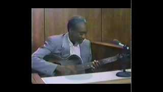 The Worm and the Apple Blues - Performed by Bill Cobbs
