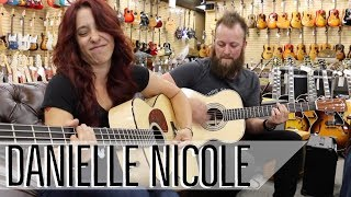 Danielle Nicole 34 You Only Need Me When You 39 Re Down 34 Norman 39 S Rare Guitars