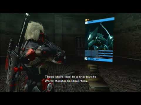 Metal Gear Rising: Revengeance - Codecs with Bladewolf