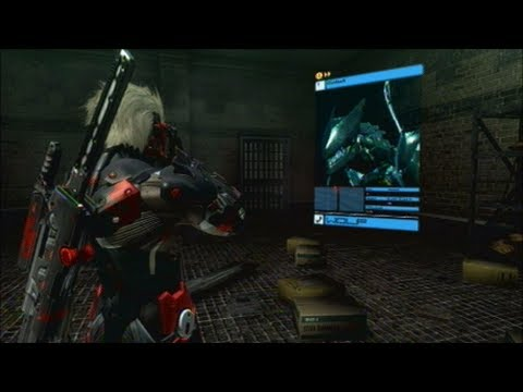 Metal Gear Rising: Revengeance - Codecs with Bladewolf