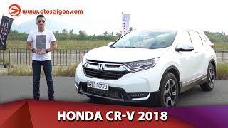 Honda CRV 7 chỗ 2018 - một cuộc lột xác ngoạn mục