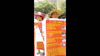 phản đối việt nam bán nước cho trung quốc