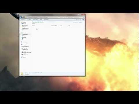 Skyrim Official HD Texture Pack Overriding Mods - FIX