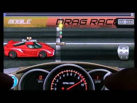 Drag Racing TUNE 7.602 level 9 1/4 Ferrari FXX Evoluzione