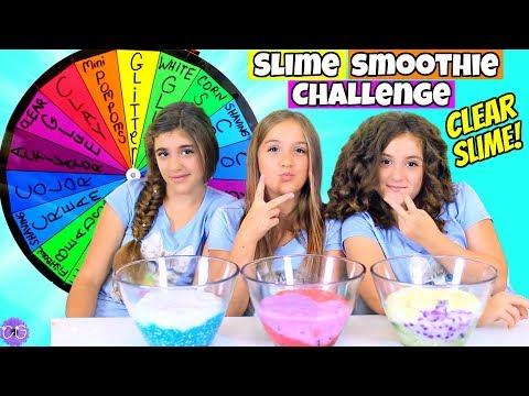 Mystery Box Slime Challenge!
