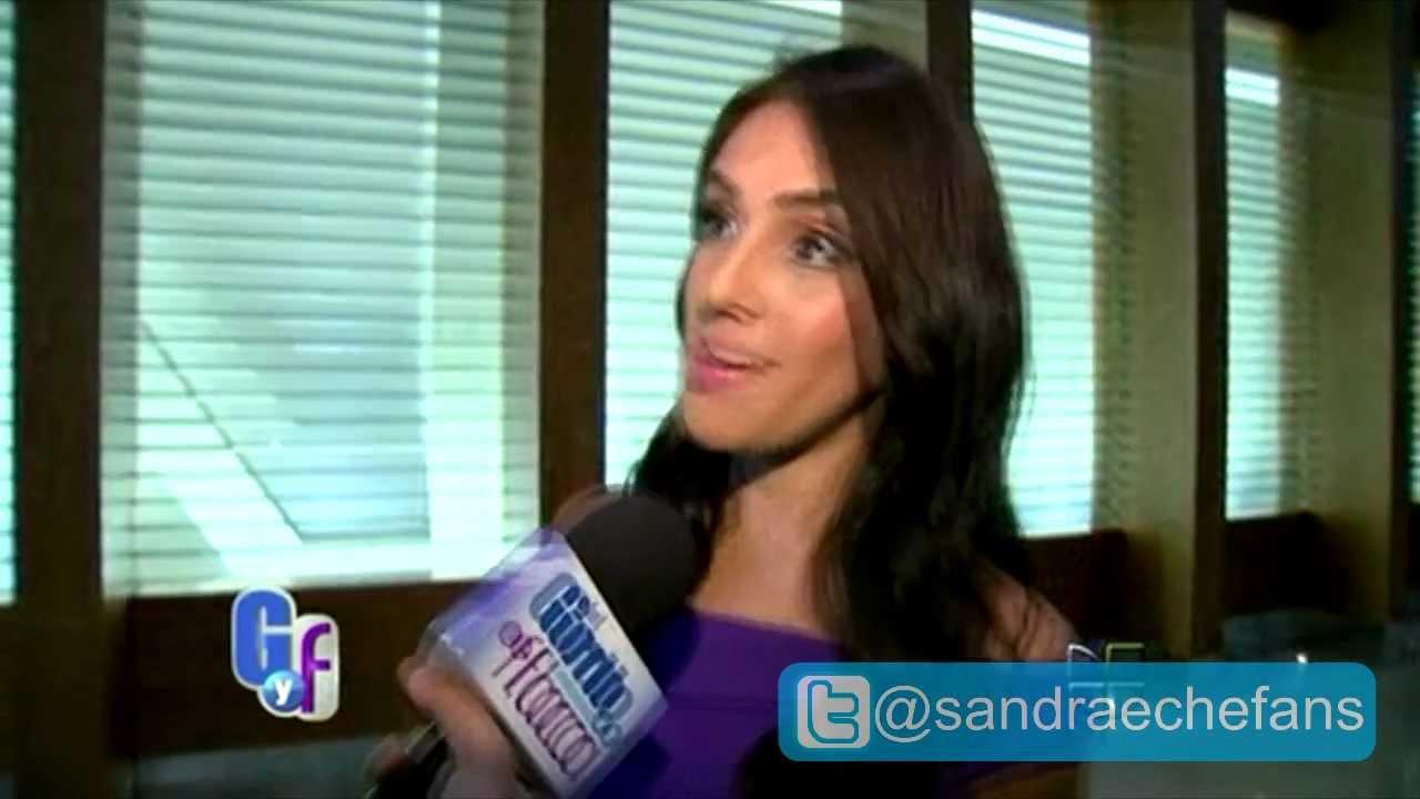 Sandra Echeverria sobre quien besa mas rico Zepeda o Soto ...