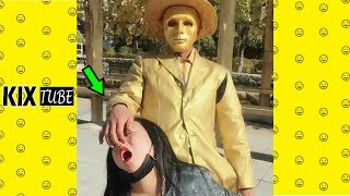 Watch keep laugh EP465 ● The funny moments 2018