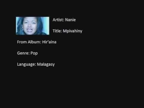 Nanie - Mpivahiny