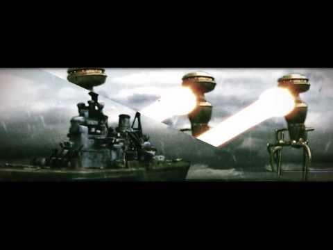 H.G. Wells 'War of the Worlds' trailer