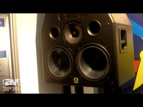 ISE 2014: Quested Monitoring Systems Highlights LT20 Loudspeaker and QSB118 Subwoofer
