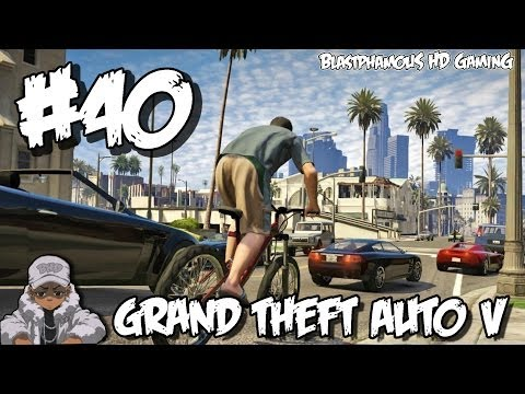 ►► Trevor Tries To Have Sex With 70 Year Old Lady O o - Grand Theft Auto 5 Part 40 Kinda video