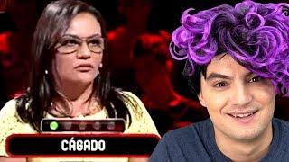 MAIORES MICOS DA TV - CÁGADO