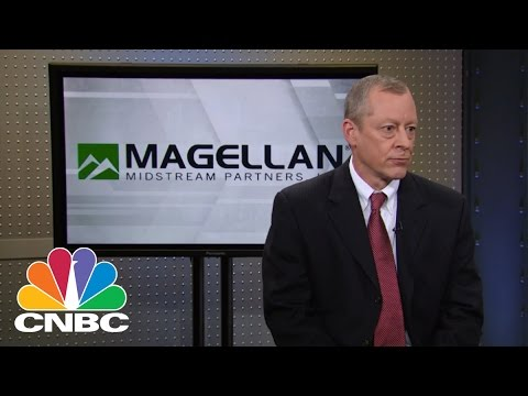 Investing In American Energy: Magellan Midstream CEO | Mad Money | CNBC