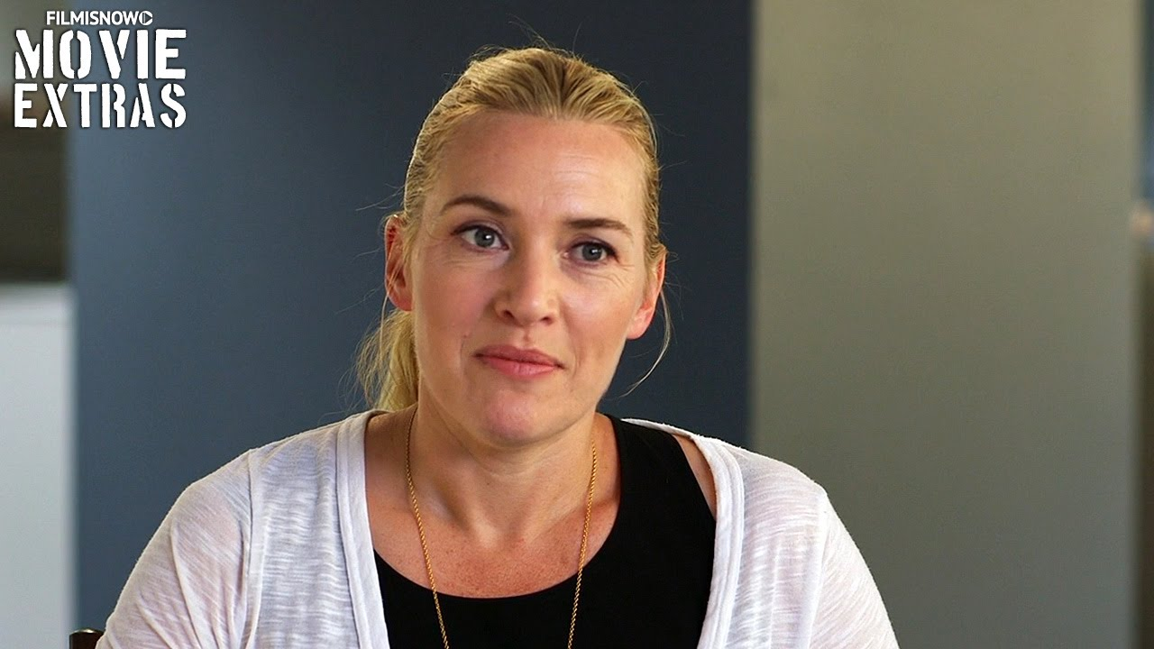 Triple 9 (2016) Behind The Scenes Movie Interview - Kate Winslet