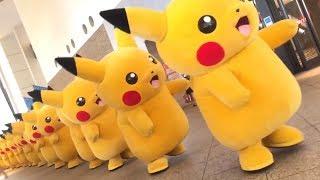 Nhạc Pikachu Nhún Nhảy Vui Nhộn ✌ LK Nhạc Thiếu Nhi Sôi Động Giúp Bé Ăn Ngon ✌ Vũ Điệu Pokemon