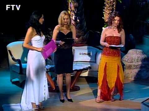 Nikolina Segmedina i Njegica - u programu @ Miss BiH 2006