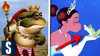 The Messed Up Origins of The Princess and the Frog   Disney Explained - Jon Solo