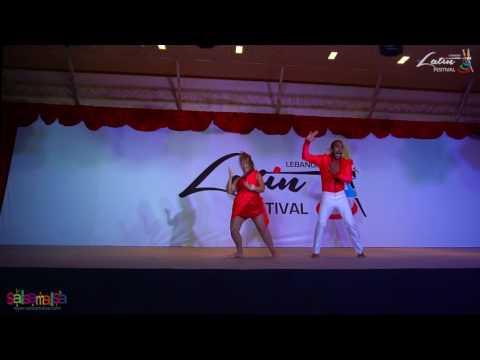 Osbanis & Anetta Show | Lebanon Latin Festival 2016