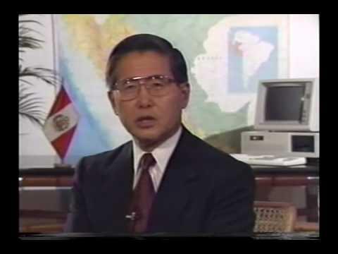 Alberto Fujimori: Tres Años que cambiaron la historia 1/15