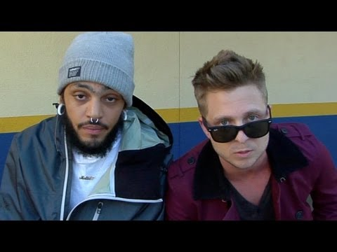 Gym Class Heroes: The Fighter Ft. Ryan Tedder (acoustic) video