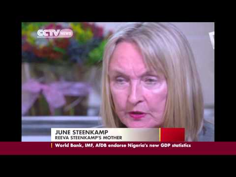 Reeva Steenkamp's Mother Speaks on  Her Loss