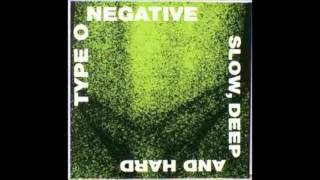 Type O Negative - Prelude to Agony