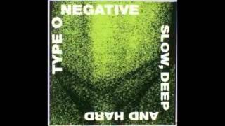 Type O Negative - Prelude to Agony
