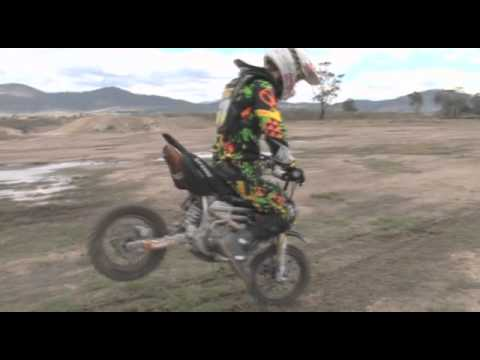 braaap dirtbike Riding DVD - Advanced Coaching - Stoppies