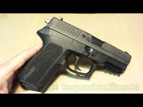 Sig Pro SP-2022 sp2022 9mm Detailed Review