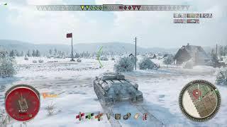 World of Tanks Xbox one SU-100 4 Kills