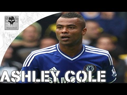 A Legend in the Making - ASHLEY COLE