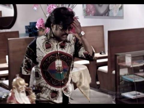 Kabali Opening Scene - Kabaleesvaran as Kabali Growing - 1990 in Malaysia. 1 min LEAKED video news