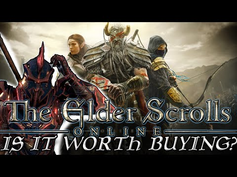 Is Elder Scrolls Online Worth Buying? (Elder Scrolls Online Review for PC. PS4. and Xbox One)
