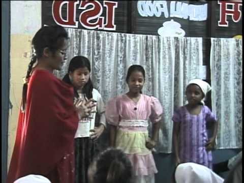 Stanley Scism presents Nepal:  children's ministry (0.600-27.00), special songs