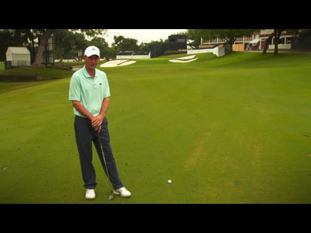 PGA Professional tips on playing No. 18 at Colonial Country Club