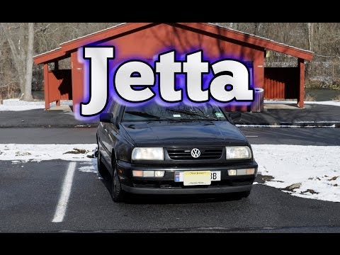 Regular Car Reviews: 1998 Volkswagen Jetta Wolfsburg Edition