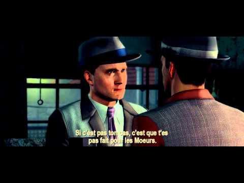 Trailer Officiel n°3 de L.A. Noire