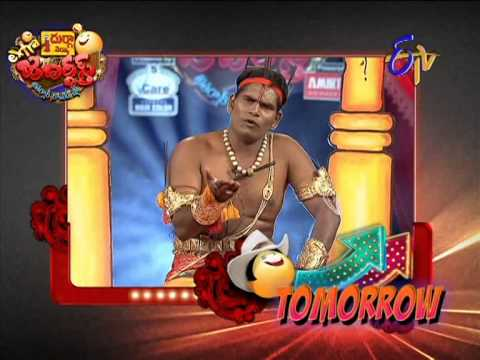 Jabardasth - జబర్దస్త్ – Tomorrow (24th October 2014)
