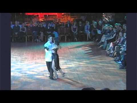 4thTango Festival London 2002 Natalia Games & Gabriel Angio Dance 1