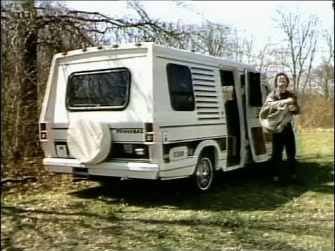 MotorWeek   Retro Review: '83 Winnebago LeSharo